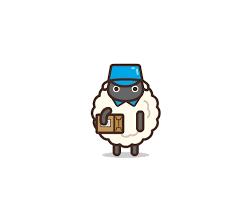 黑羊的職場 messages sticker-10