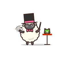 黑羊的職場 messages sticker-7