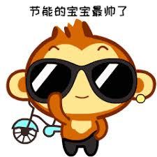 自戀的猴歡 messages sticker-2