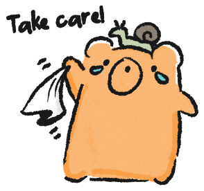 A BUNCHABEARS Stickers messages sticker-6