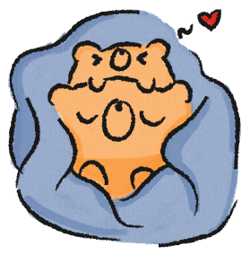 A BUNCHABEARS Stickers messages sticker-8