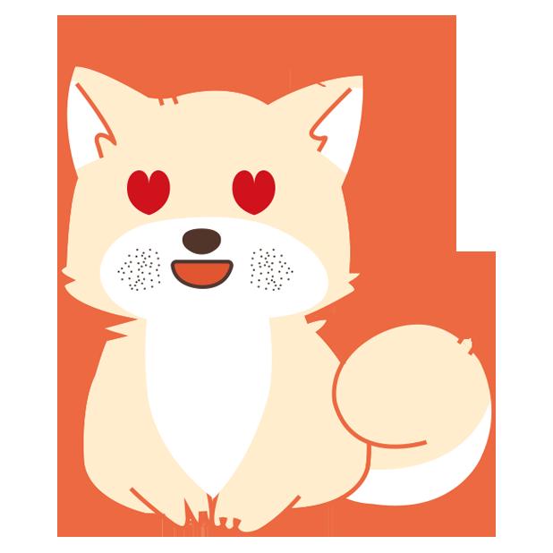 纯情可爱忠犬-爱犬 messages sticker-6