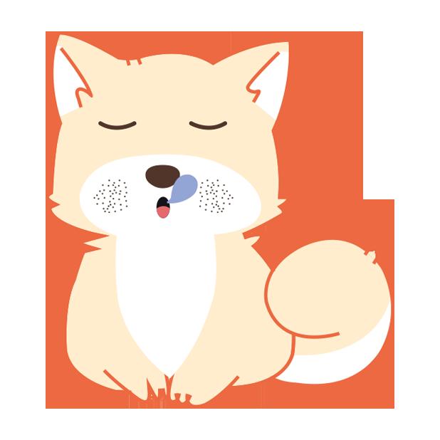纯情可爱忠犬-爱犬 messages sticker-5