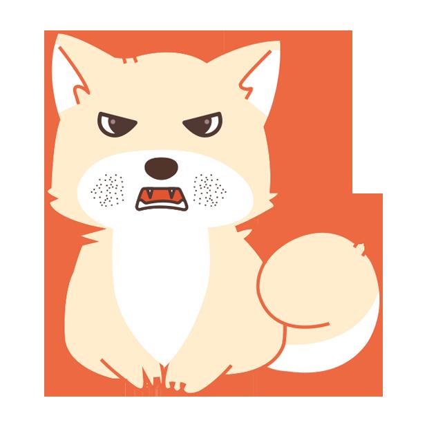 纯情可爱忠犬-爱犬 messages sticker-2