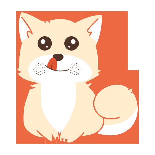 纯情可爱忠犬-爱犬 messages sticker-0