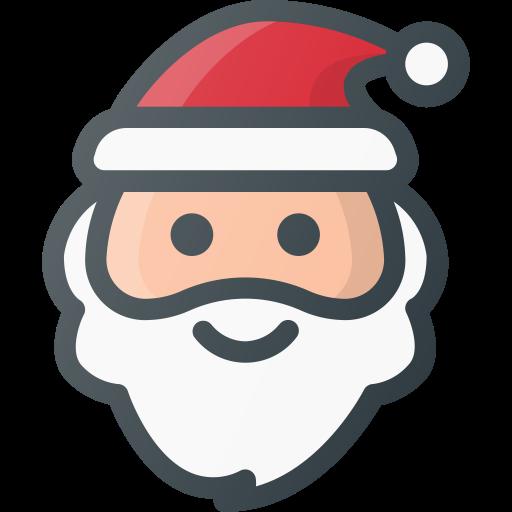 嗨!圣诞快乐 messages sticker-0