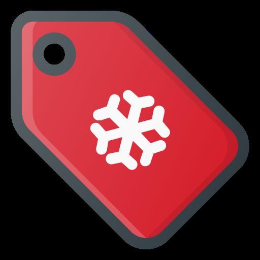 嗨!圣诞快乐 messages sticker-8