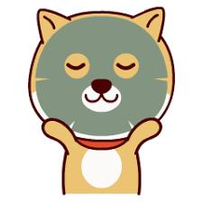 可愛的柴二 messages sticker-9