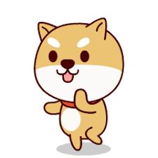 可愛的柴二 messages sticker-10