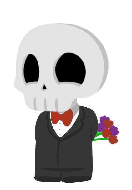 Grimmie the Reaper Stickers messages sticker-5