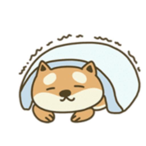可愛的旺柴 messages sticker-4