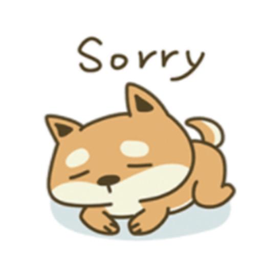 可愛的旺柴 messages sticker-3