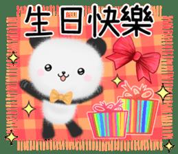 摩呼熊貓 messages sticker-5