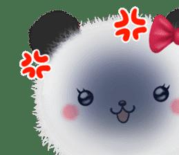 摩呼熊貓 messages sticker-7
