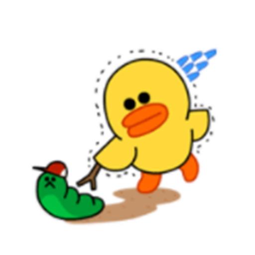 委屈的嘎嘎 messages sticker-11