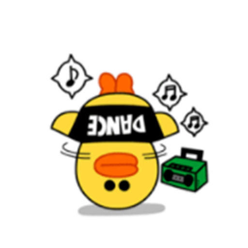 可愛的嘎嘎 messages sticker-8