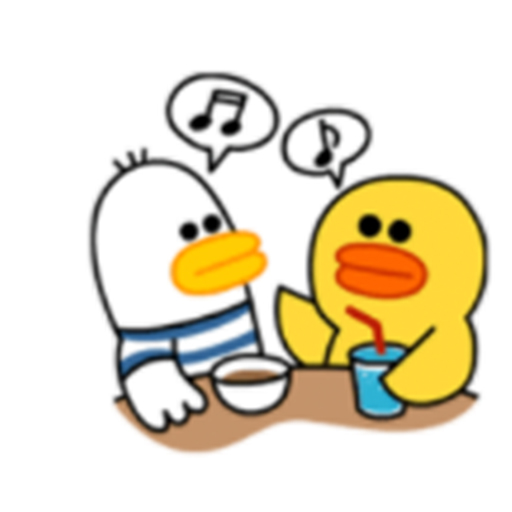 可愛的嘎嘎 messages sticker-5