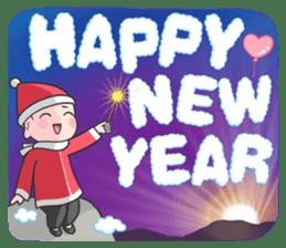 節日祝福 messages sticker-6