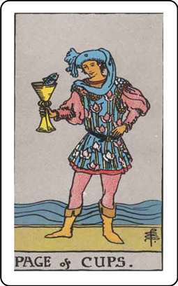 Tarot Simple: Cards & Readings messages sticker-8
