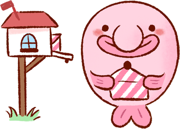 Blobby & Friends Stickers messages sticker-3