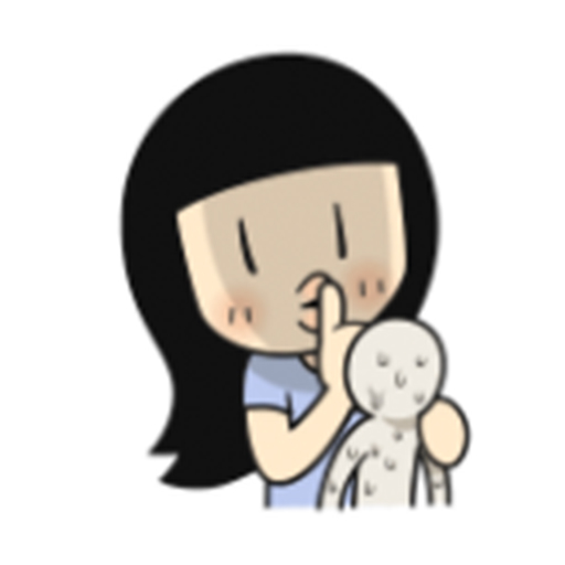 可愛的麗麗 messages sticker-6