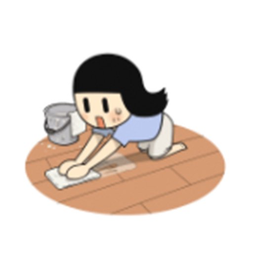 可愛的麗麗 messages sticker-2