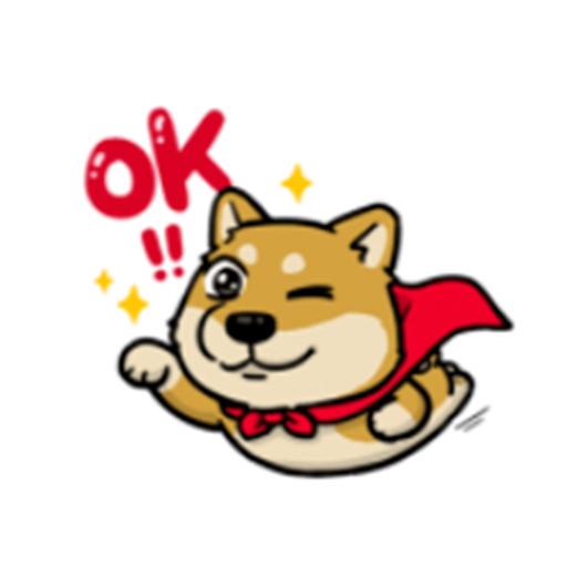 有趣的狗狗們 messages sticker-7