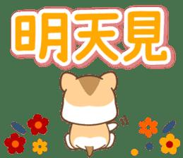 黃金鼠 messages sticker-4