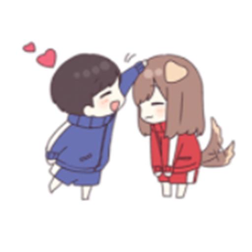 狗哥戀愛 messages sticker-4