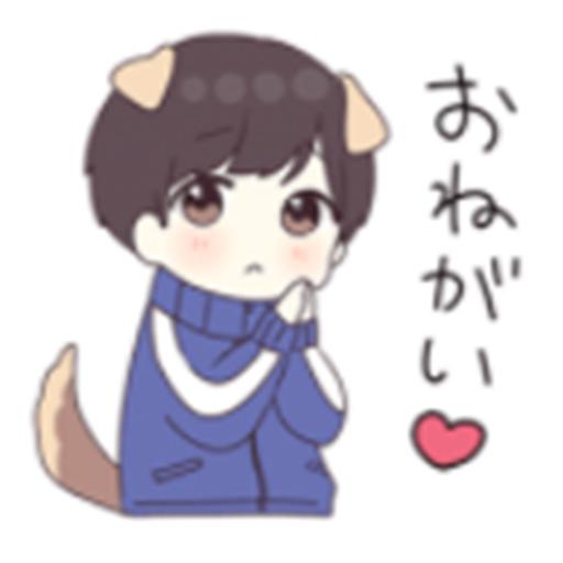 狗哥戀愛 messages sticker-9