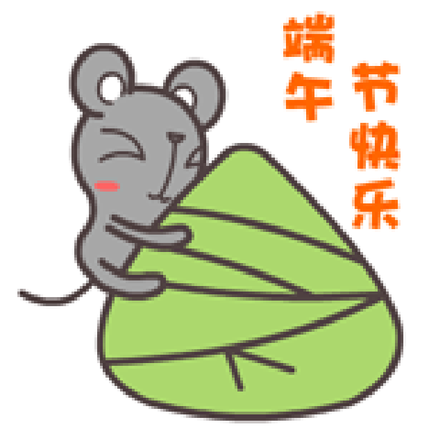 欢乐鼠小弟 messages sticker-0