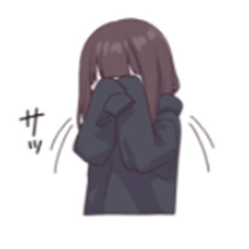 淑女小麗 messages sticker-0
