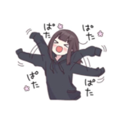 淑女小麗 messages sticker-7
