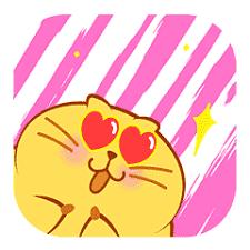 貓圓家潤 messages sticker-10
