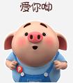 猪小屁生活篇 messages sticker-0
