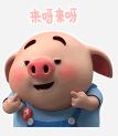猪小屁生活篇 messages sticker-10