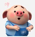 猪小屁生活篇 messages sticker-7