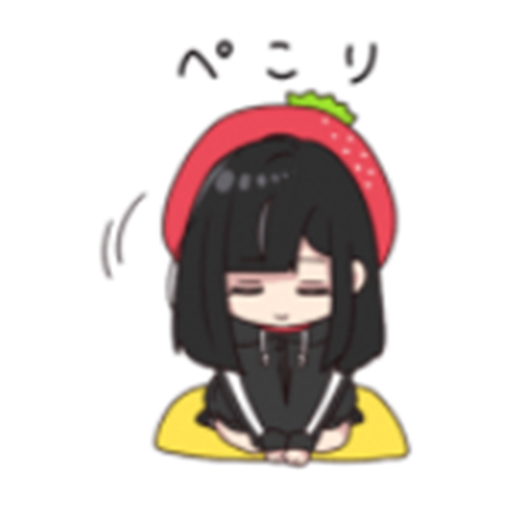 有趣的花仙 messages sticker-6
