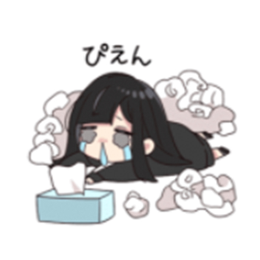 有趣的花仙 messages sticker-11