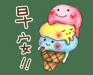 日常問候 messages sticker-8