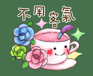 日常問候 messages sticker-6