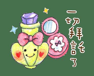 日常問候 messages sticker-5