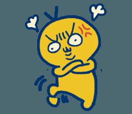 搞笑的二毛 messages sticker-11