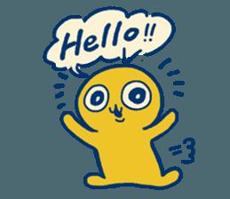 搞笑的二毛 messages sticker-4