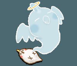 快樂的鸚鵡 messages sticker-9