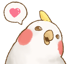 快樂的鸚鵡 messages sticker-10