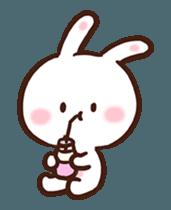 小兔乖乖 messages sticker-5