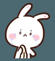小兔乖乖 messages sticker-8