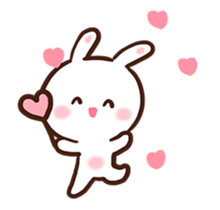 小兔乖乖 messages sticker-10