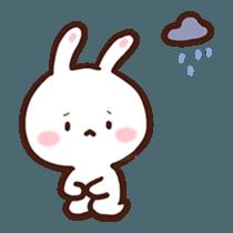 小兔乖乖 messages sticker-11